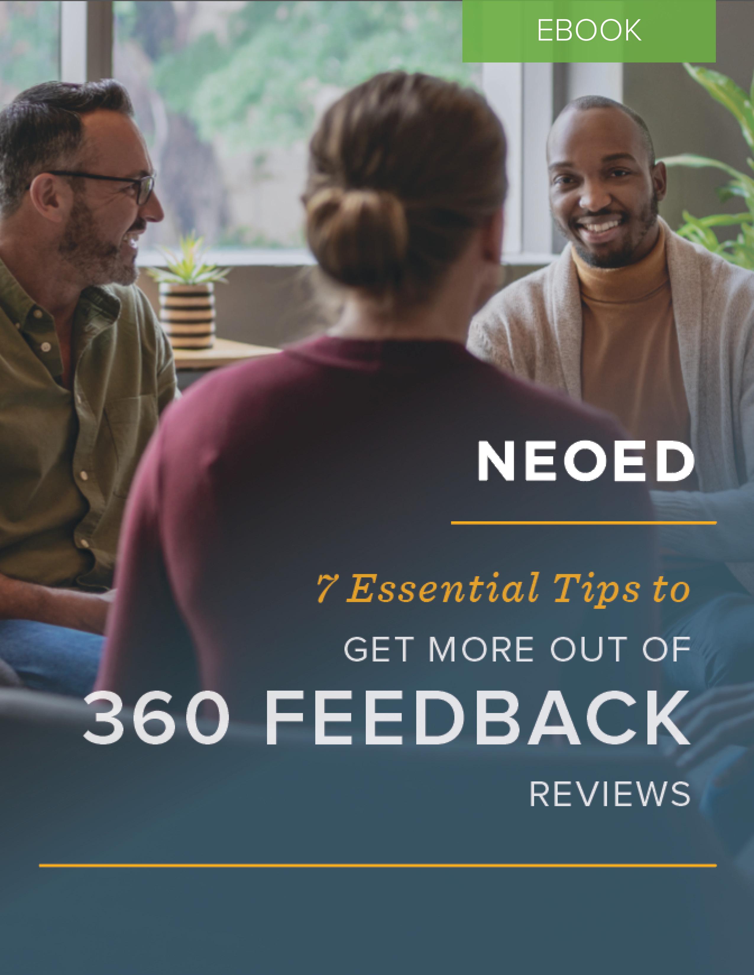 NEOED 360 Feedback eBook
