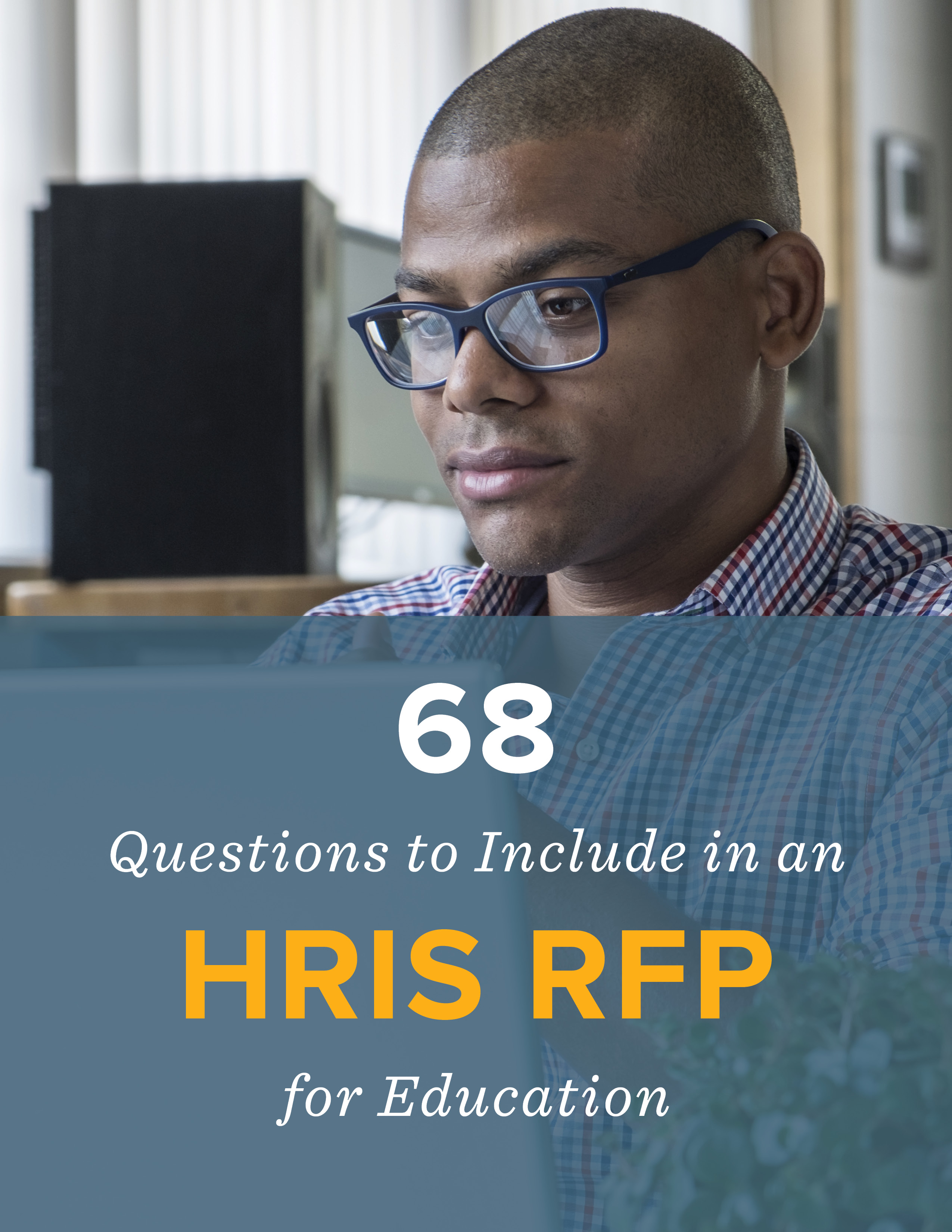 NEOED 68 Questions to Include in HRIS RFP