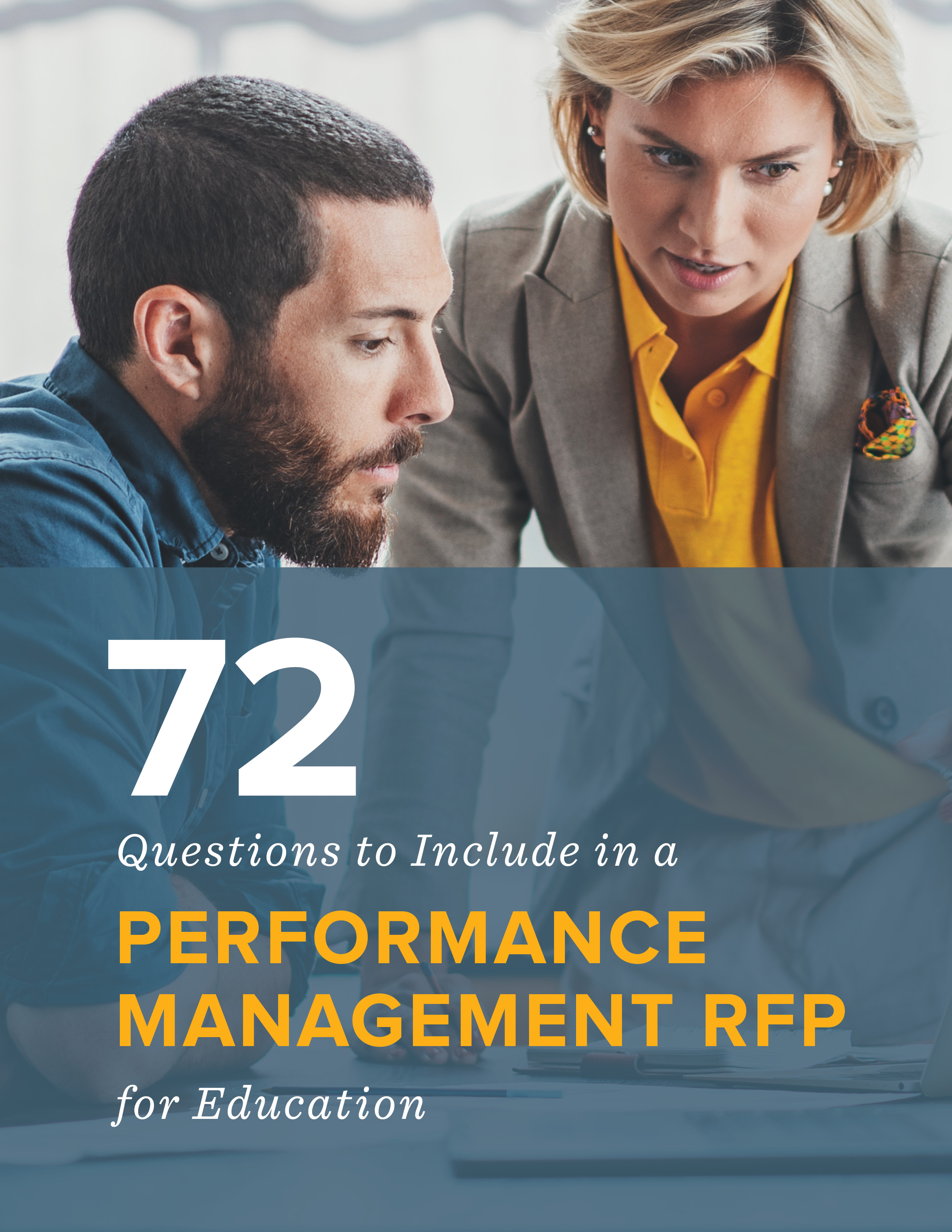NEOED 72 Questions to Include in a Performance Management RFP