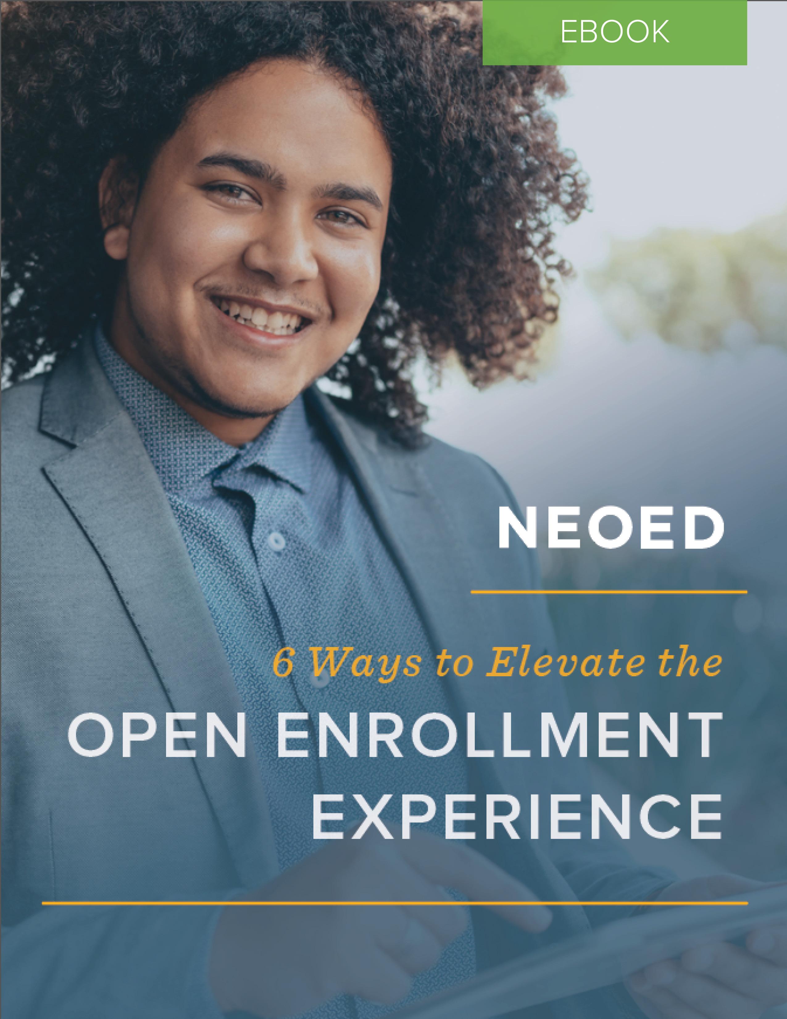 NEOED Open Enrollment eBook